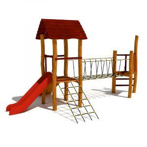 gioco per parco in robinia